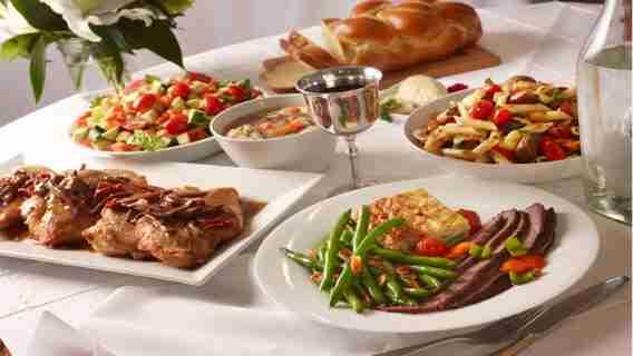 Amazing Kosher Chinese Food
