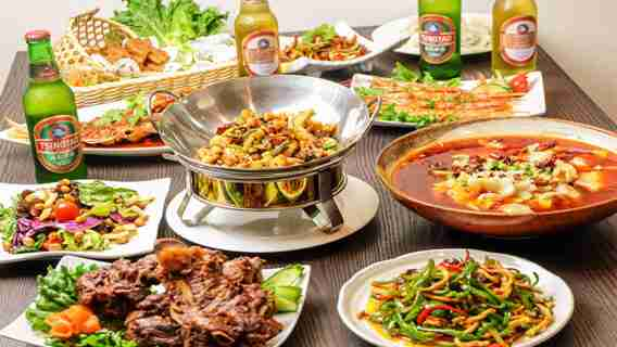 Authentic Chinese Dishes