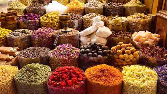 Is Middle Eastern Food Spicy