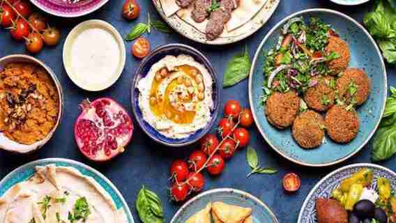 What Is Considered Middle Eastern Food