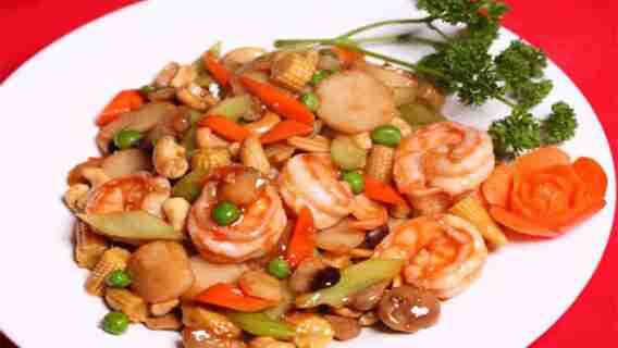 What Is Seafood Triple Delight