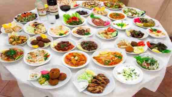 What Is Traditional Middle Eastern Food
