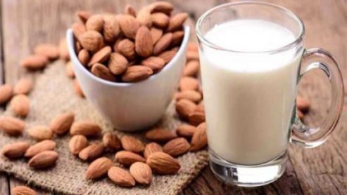 Almond Milk Help With Spicy Food
