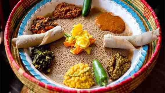 Best Ethiopian Food