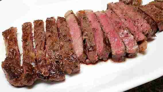 Can Cooked Steak Sit Out Overnight