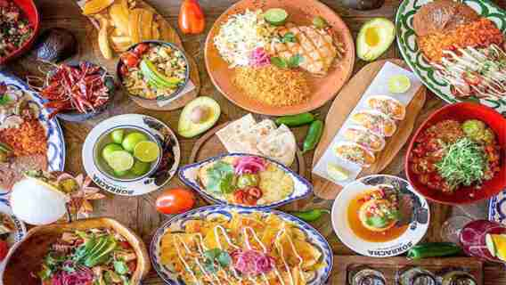Must-Try Mexican Dishes In Charleston
