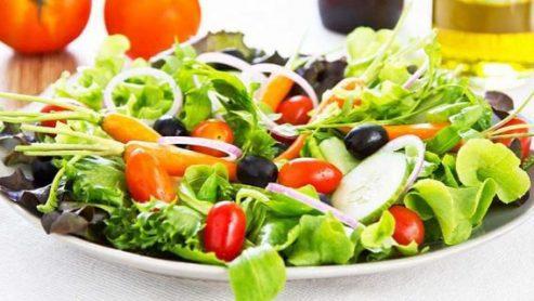 Poop Alert! The Health Benefits Of Salad