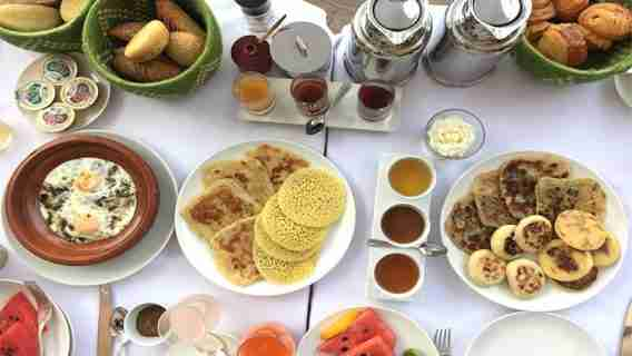 What Do Moroccans Eat For Breakfast