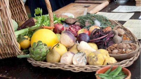 What Vegetables Did They Eat In Medieval Times