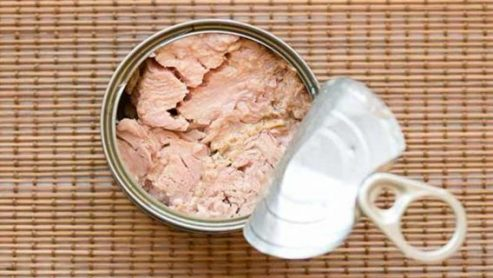 You Eat Tuna Out Of The Can