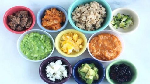 10 Healthy Baby Foods For Stage 3