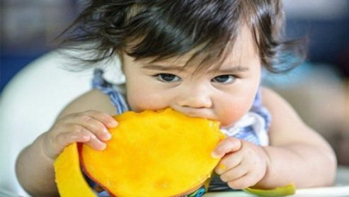 Are Mangoes Safe For Babies?