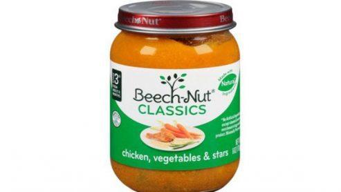 Beechnut Baby Food Stage 3