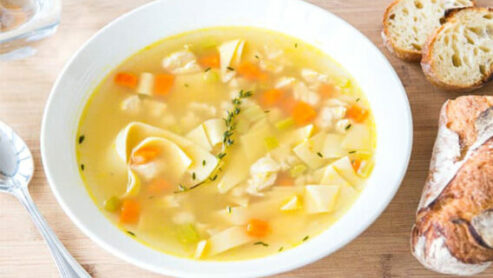 Chick-fil-a chicken noodle soup price