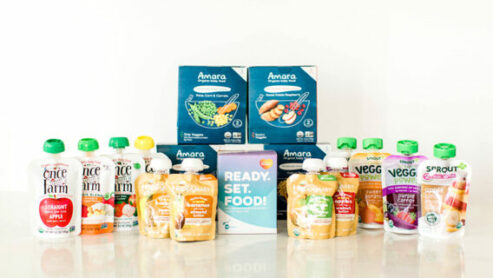 Cold-Pressed Baby Food Brands