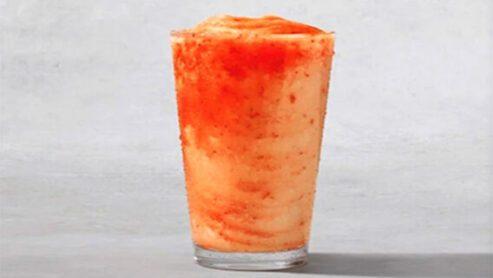 Fast Food Strawberry Lemonade