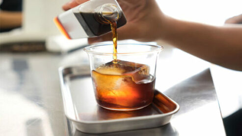 Healthy Choice Cold Brew Coffee: