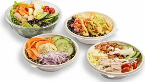 Healthy Food at Wawa: Healthy Choice Chicken Salad Wrap