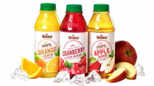Healthy Wawa drinks