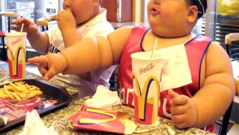 Is fast food healthier than school food?