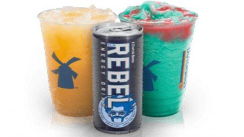Sugar-Free Rebel Dutch Bros