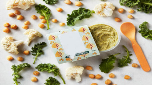 What Are The Benefits Of Cold-Pressed Baby Food?