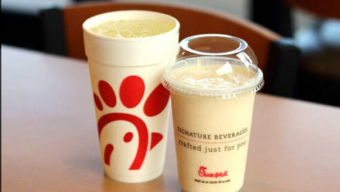 What lemonade does chick fil use?